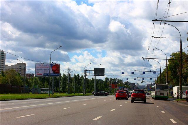 1090 c Б Осташковская ул., в. 22А 100 м после пересечения с пр-дом Шокальского